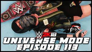 WWE 2K18 | Universe Mode - 'FASTLANE PPV!' (PART 3/3) | #113