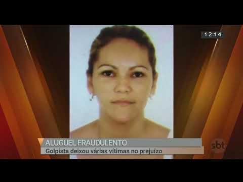 Golpe do aluguel deixa várias vítimas no prejuízo | SBT Brasília 10/08/2018