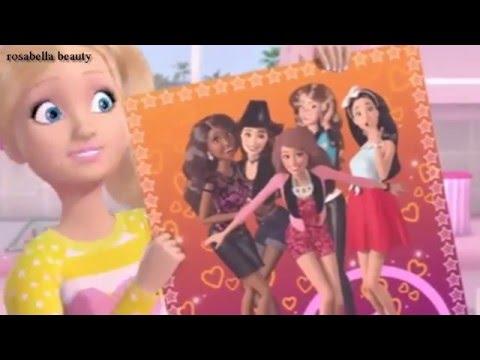 Barbie día de hermanas con Fifth Harmony