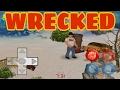 Gambar cover Wrecked Island Survival Sim Gameplay