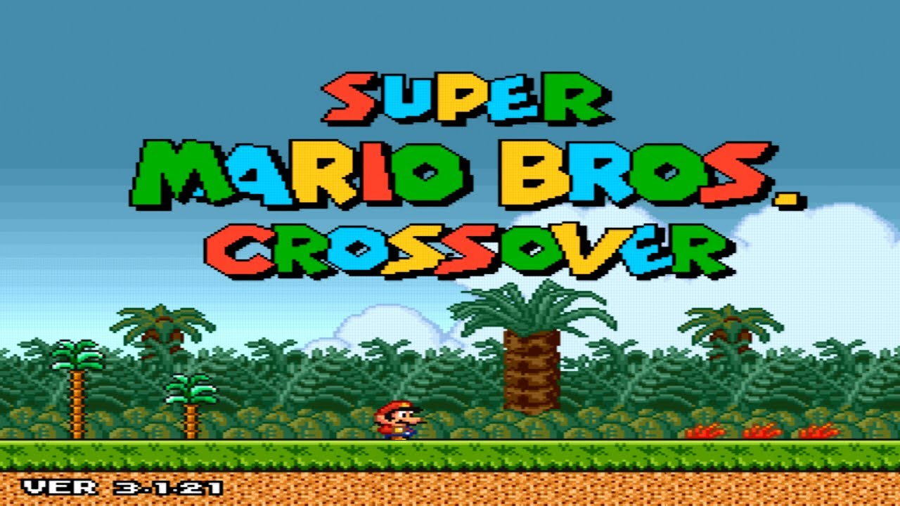 Super Mario Bros Crossover Online Ver 3 1 21 | ULTIMA VERSION | TheNocs