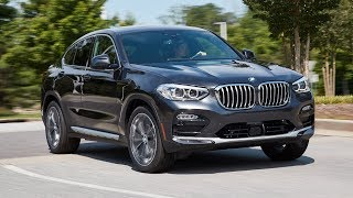 BMW X4 xDrive30i xLine | Sophisto Grey Xirallic | South Carolina Media Event | Driving, Interior