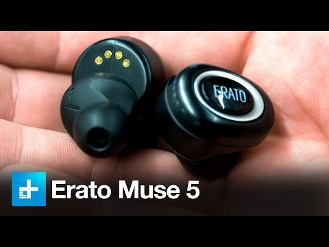 Erato Muse 5 Wireless Earbuds - Hands On Review