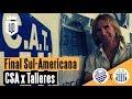 Final mais alternativa do futebol sul-americano: CSA x Talleres | MEMÓRIA UD