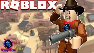 ROBLOX | Become The Cowboy Wild West Shooter | Wild Revolvers | Vamy Tran