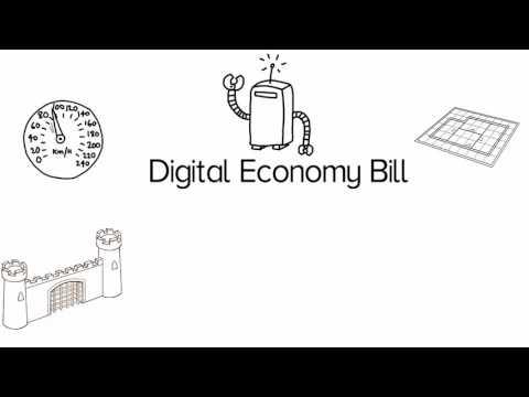 Simple Politics guide to: The Digital Economy Bill
