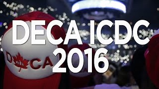DECA Internationals 2016 - [Nashville ICDC Vlog]