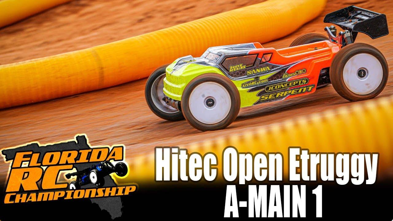 Download FRCC |HITEC OPEN E-TRUGGY A MAIN 1 | MILLS POND RACEWAY | ROUND 2