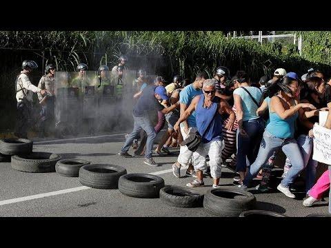 Venezuela : violence et pillage