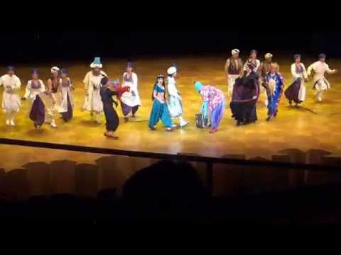 Disneys Aladdin  A Musical Spectacular