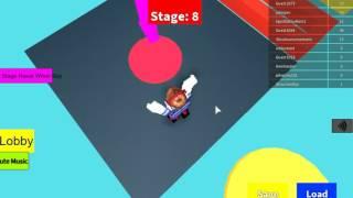 ROBLOX Mega Man Obby: Lag ma van Choi tot whip ladder len stage 59
