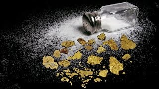 Salt - more valuable than gold?