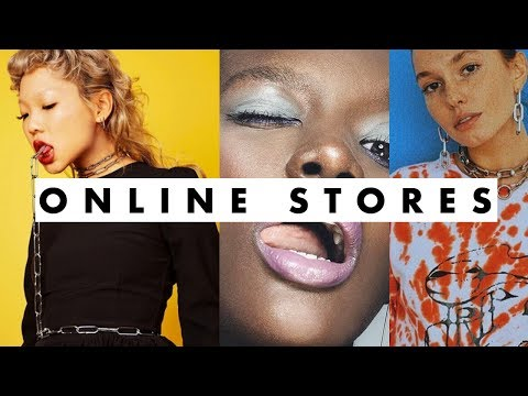 10 Online FASHION Stores EVERYONE MUST SEE! (Streetwear + Vintage Stores)