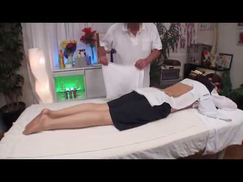 Japanese Massage Relaxing Muscle And Relieving Stress Full Legs #04