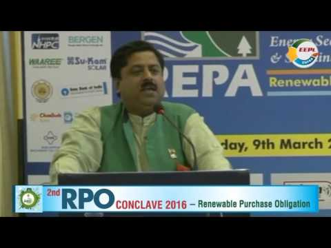 """2nd RPO Conclave 2016"" - Organized by Renewable Energy Promotion Association(REPA) - Part 1"