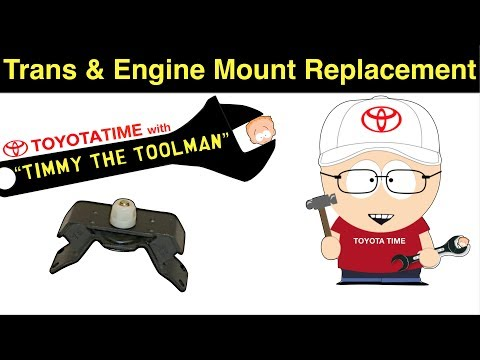 Transmission & Engine Mount Replacement