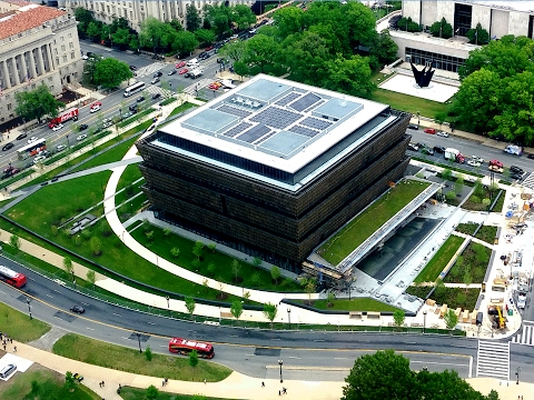 National Museum Of African American History And Culture - Project Of The Week 2/13/17