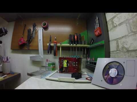 кабинет в гардеробной