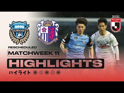 Kawasaki Frontale C-Osaka Goals And Highlights
