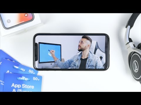 What's on my iPhone X?📱(2018)   + KONKURS