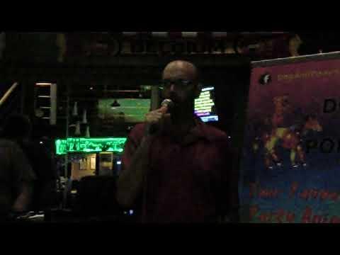 Karaoke at The Celtic Cross on Elgin # 1