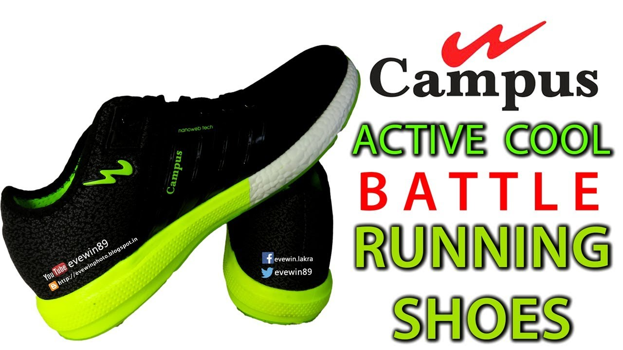 73e682f60 Campus - Active - Cool - BATTLE - Running - Shoes (Full Review Coming Soon)