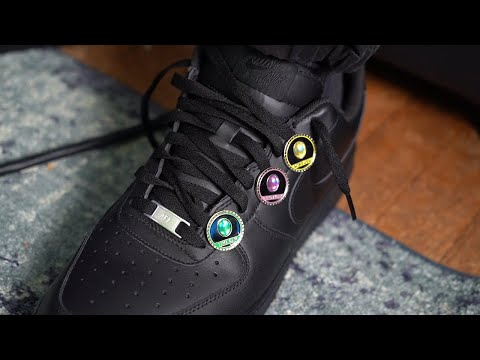 All black infinity forces