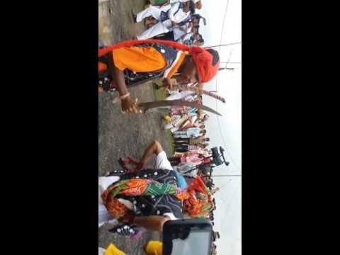 Vishv adiwasi divas Manghad santrampur