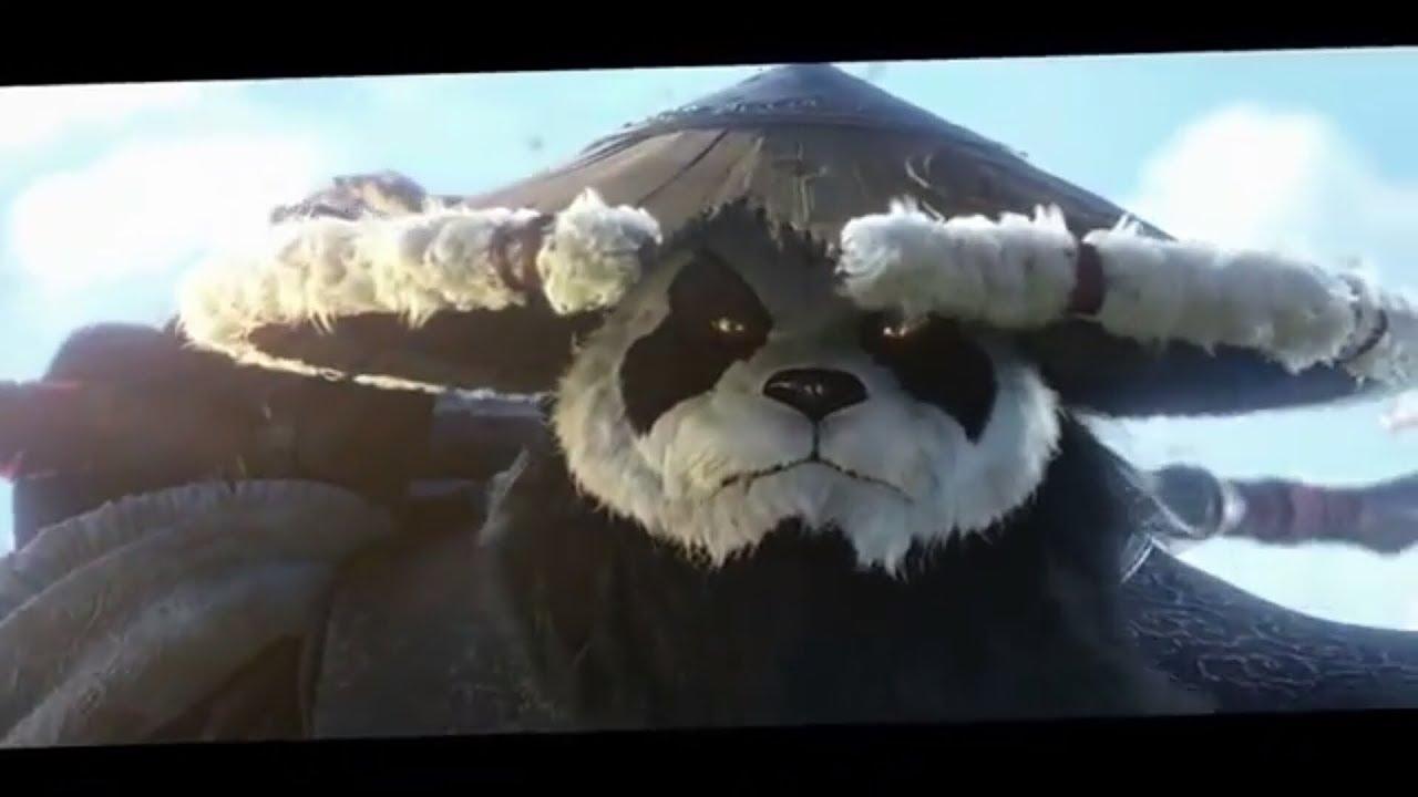 Kung Fu Panda 4 Official Trailer 2 2018 Hd Youtube