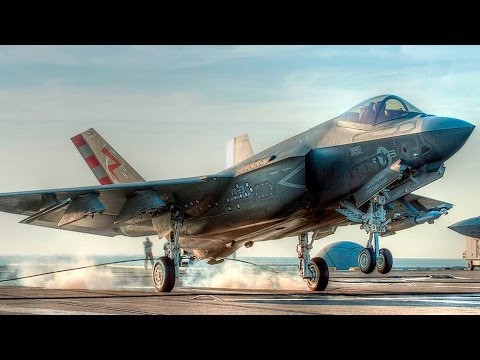 Watch US Navy Tests F-35C Carrier Variant Aboard USS George Washington