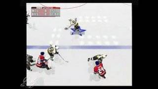 NHL FaceOff 2003 PlayStation 2 Gameplay_2002_11_05
