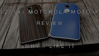 Why I Like The New Motorola Moto X (Full Review)
