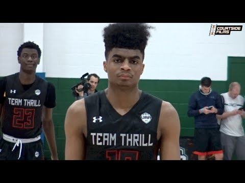 James Bishop Highlights @ UAA Dallas! ELITE Scorer Out Of Baltimore!