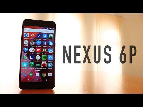 Подробный обзор Nexus 6P. Опыт использования