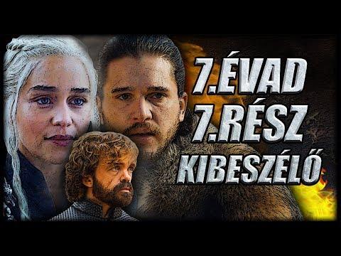 A Sárkányok Násza / Finálé - Trónok Harca Kibeszélő 7.évad 7.rész videó letöltése