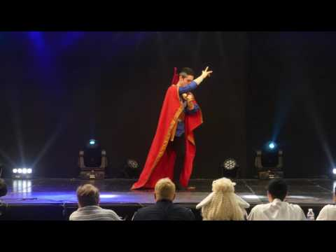 related image - Festival Mangalaxy 2016 - Concours Cosplay Dimanche - 18 - Marvel - Doctor Strange