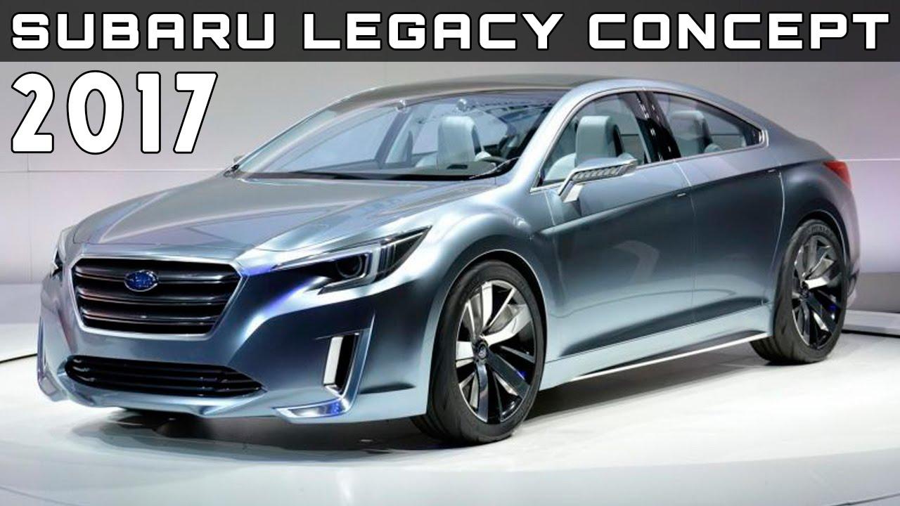 Suburu legacy concept