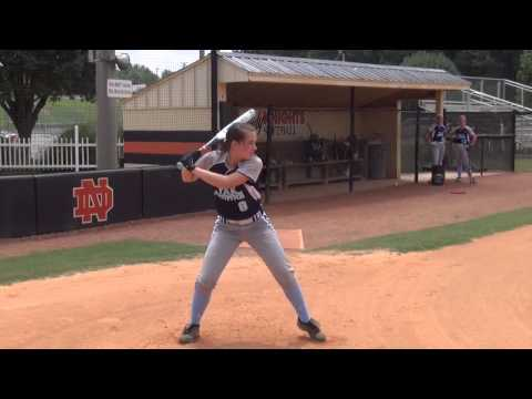 Katie Kennedy, Wheatmore High School, Class of 2015, Yak Fastpitch 2013