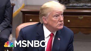 Politico: President Donald Trump Lobbying GOP Senators To Turn On Jeff Sessions   Hardball   MSNBC