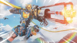 THIS ZIPLINE TRICKSHOT WAS *INSANE*!! - Best Apex Legends Funny Moments and Gameplay Ep 397