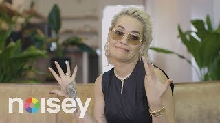 Rita Ora on Indian Food, Tequila, and The Weeknd | Noisey Questionnaire of Life