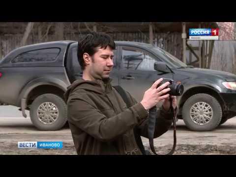 За парковку на газонах в Иванове автомобилистов ждут штрафы