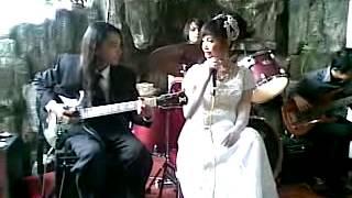 Vitri Peri Kecil & Pangeran Enam Senar - Kokoro no Tomo @ Fitri & Eko Wedding Day