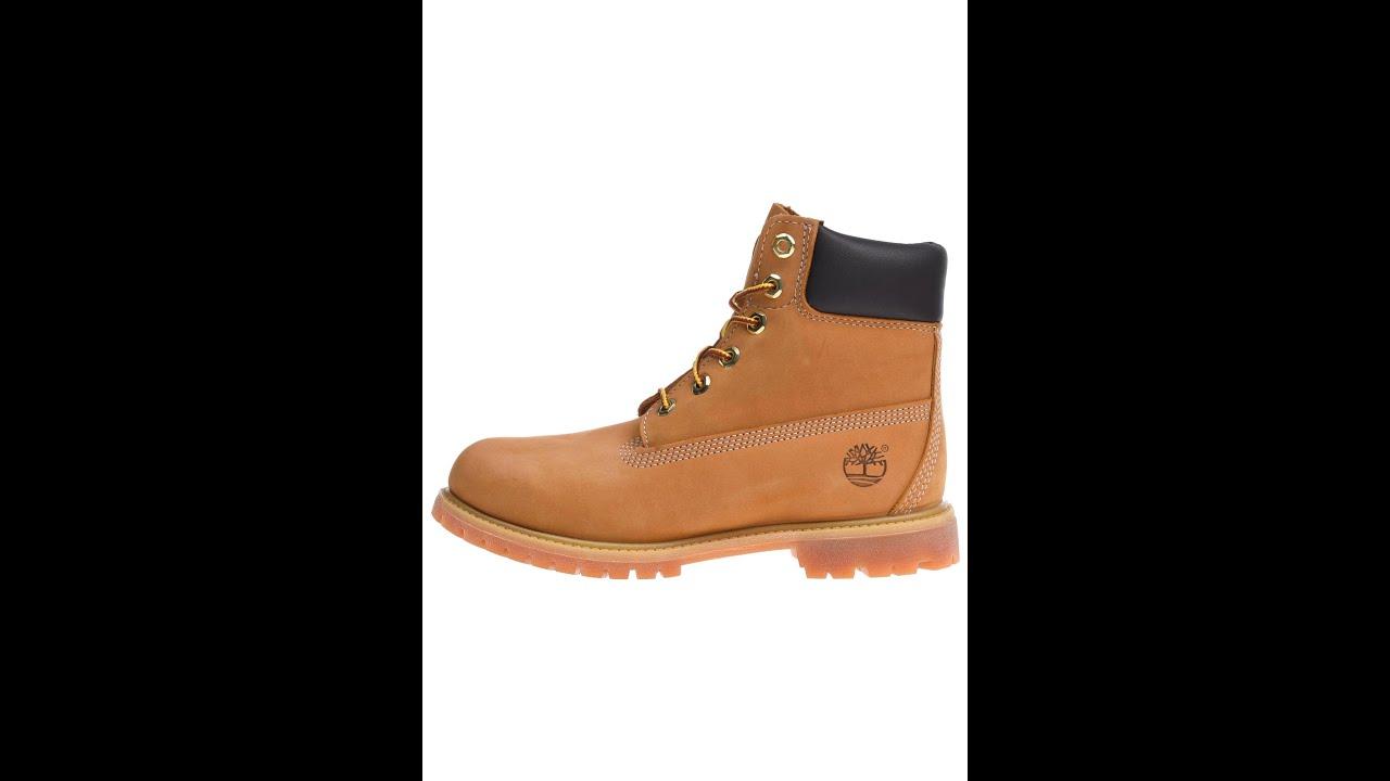 neueste trends schnell verkaufend bester Verkauf Timberland FTB_6in Premium Boot - W 10361 Damen Stiefel Mennah😊