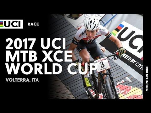 2017 UCI Mountain Bike XCE World Cup  Volterra ITA