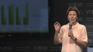 WISE 2012 Spotlight: Teacher-Centered Professional Development, by Ms. Mary Burns