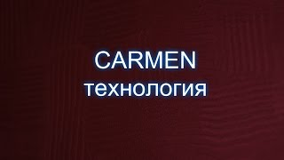 Декоративные краски с эффектом. OTTOCENTO. Технология нанесения Carmen.