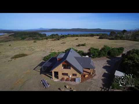 Cloudy Bay Villa: Virtual Tour - Bruny Island, Tasmania, Australia