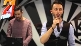 Vanotek feat. The Code & Georgian - Vara promisa COVER (LIVE RADIO 21)