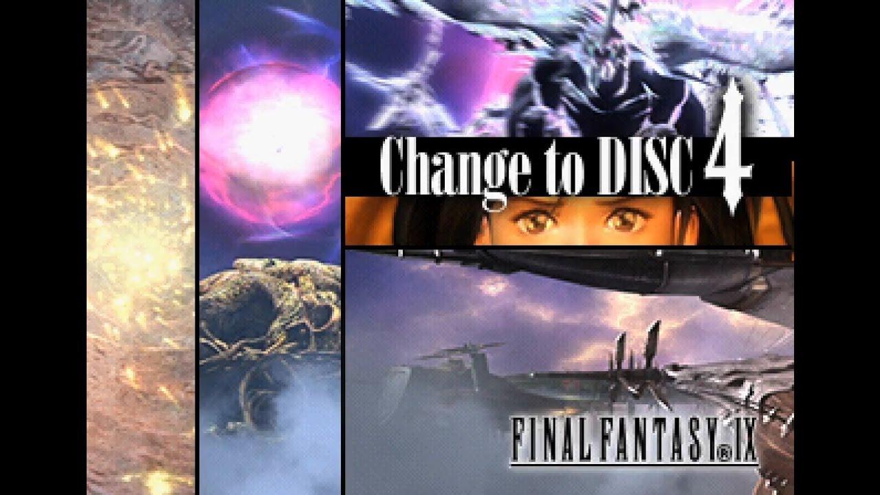 PS1: Final Fantasy IX (Disc 4 of 4) (HD / 60fps)